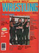 Gold Belt Wrestling - April 1989
