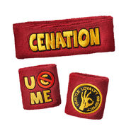 John Cena U Can't C Me Sweatband Set