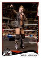2014 WWE (Topps) Chris Jericho 11
