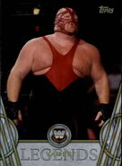 2018 Legends of WWE (Topps) Vader 53
