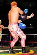CMLL Super Viernes (February 15, 2019) 7
