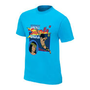 Jimmy Snuka shirt 1
