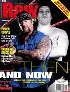 Raw Magazine January 2002