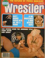 The Wrestler - October 1980