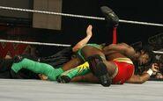 WWE ECW 22-4-08 Kingston and Benjamin