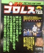 Weekly Pro Wrestling 378