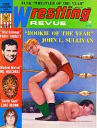 Wrestling Revue - March 1970