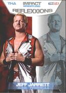 2012 TNA Impact Wrestling Reflexxions Trading Cards (Tristar) Jeff Jarrett 9