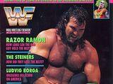 WWF Magazine - December 1993