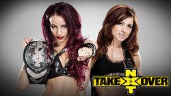 NXT Takeover- Unstoppable - Sasha Banks vs. Becky Lynch