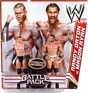 WWE Battle Packs 14 Randy Orton & Mason Ryan