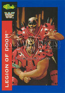1991 WWF Classic Superstars Cards Legion Of Doom 146