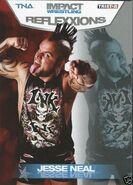 2012 TNA Impact Wrestling Reflexxions Trading Cards (Tristar) Jesse Neal 55