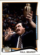2014 WWE (Topps) Paul Bearer 107