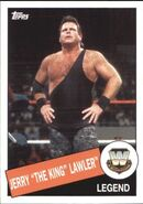 2015 WWE Heritage Wrestling Cards (Topps) Jerry Lawler 26