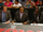 "Byron Saxton, John ""Bradshaw"" Layfield and Booker T"