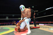 CMLL Domingos Arena Mexico (January 13, 2019) 11