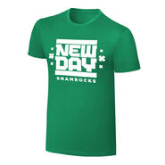 New Day Shamrocks St. Patrick's Day T-Shirt