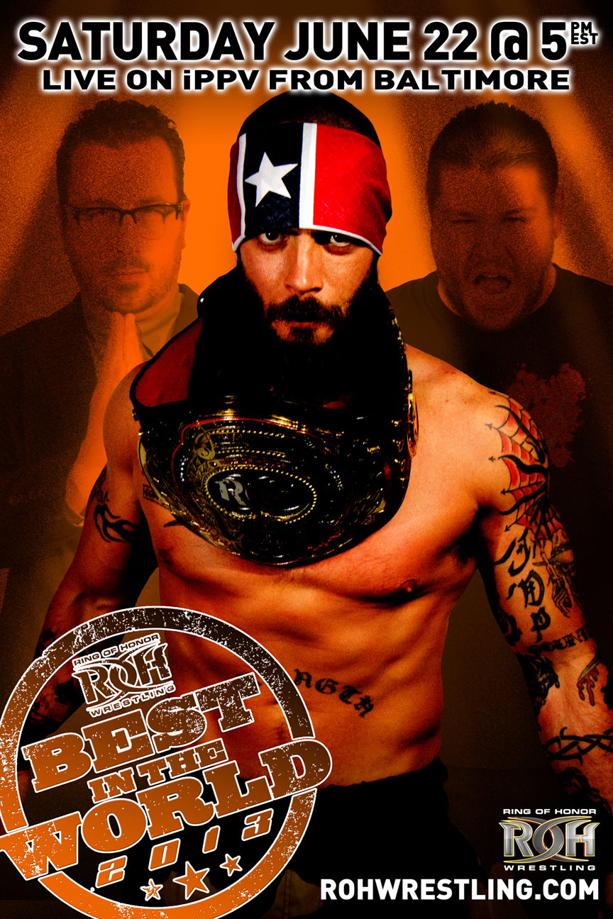 Roh Best In The World 2020.Roh Best In The World 2013 Pro Wrestling Fandom Powered