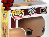 The Rock - Pop WWE Vinyl (Series 1)