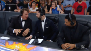Tom Phillips, JBL and David Otunga - WrestleMania 33