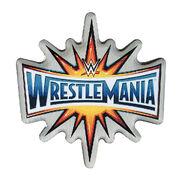 WrestleMania 33 Pin