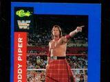 1991 WWF Classic Superstars Cards Rowdy Roddy Piper (No.98)