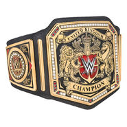 Deluxe WWE United Kingdom Championship Replica Title