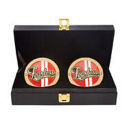 Nikki Bella Championship Replica Side Plate Box Set