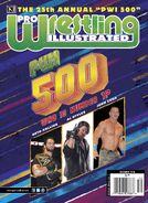 Pro Wrestling Illustrated - December 2015