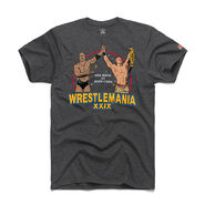 The Rock v. John Cena WM29 Homage T-Shirt