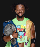 WWEKofiKingstonWWESmackdownTagTeamChampion
