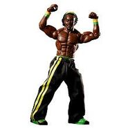 WWE Elite 4 Kofi Kingston