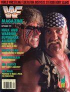 WWF Magazine September 1991