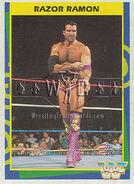 1995 WWF Wrestling Trading Cards (Merlin) Razor Ramon 171