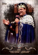 2016 Topps WWE Undisputed Wrestling Cards Jerry Lawler 15