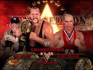 Big Show vs. Kurt Angle Armageddon 2002