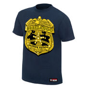 Breezango Fashion Patrol Authentic T-Shirt