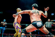 CMLL Martes Arena Mexico (August 27, 2019) 25