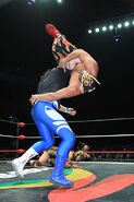 CMLL Martes Arena Mexico (January 15, 2019) 26
