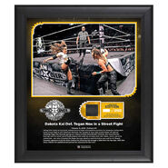 Dakota Kai NXT TakeOver Portland 15 x 17 Limited Edition Plaque