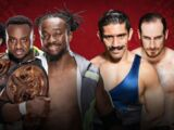 Extreme Rules 2016 The New Day v The Vaudevillains
