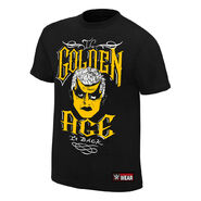Goldust The Golden Age Is Back Youth Authentic T-Shirt