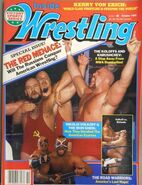 Inside Wrestling - October 1985