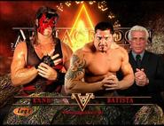 Kane vs. Batista Armageddon 2002