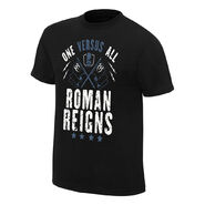 Roman Reigns One Versus All Vintage T-Shirt