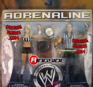 WWE Adrenaline Series 20 Trish Stratus & Shawn Michaels