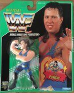 WWF Hasbro 1994 1 2 3 Kid