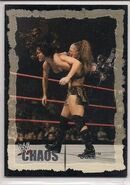 2004 WWE Chaos (Fleer) Jazz (No.3)