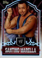 2011 Topps WWE Classic Wrestling Santino Marella 59